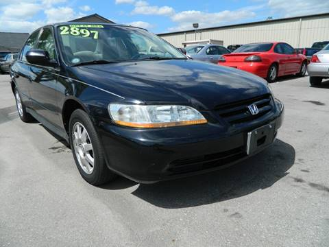 2002 Honda Accord for sale at Auto House Of Fort Wayne in Fort Wayne IN
