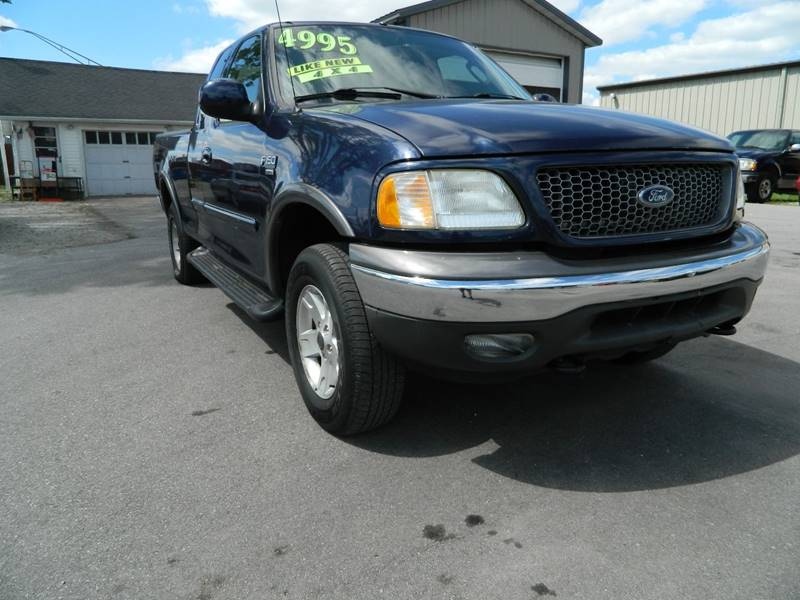 2003 Ford F-150 4dr SuperCab XLT 4WD Styleside LB - Fort Wayne IN