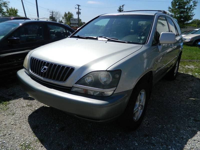 2000 Lexus RX 300 for sale at Auto House Of Fort Wayne in Fort Wayne IN