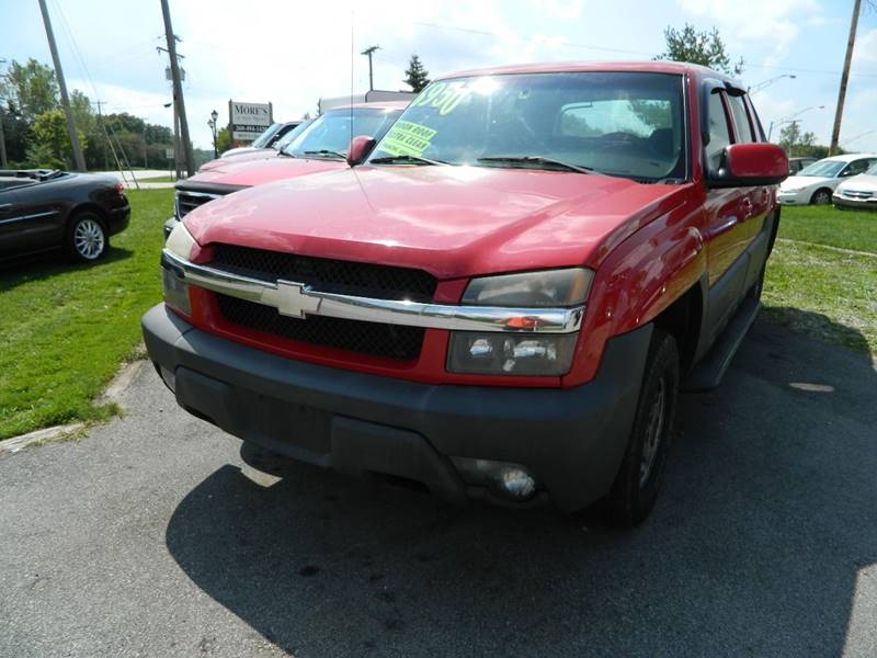 2003 Chevrolet Avalanche for sale at Auto House Of Fort Wayne in Fort Wayne IN