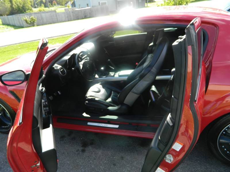 2005 Mazda RX-8 for sale at Auto House Of Fort Wayne in Fort Wayne IN