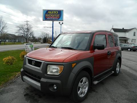 2003 Honda Element for sale at Auto House Of Fort Wayne in Fort Wayne IN