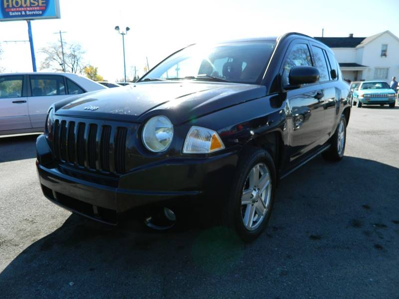 2007 Jeep Compass for sale at Auto House Of Fort Wayne in Fort Wayne IN