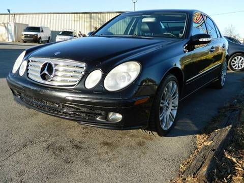 2006 Mercedes-Benz E-Class for sale at Auto House Of Fort Wayne in Fort Wayne IN