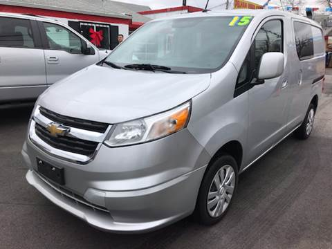 5dca97d701c6e5 2015 Chevrolet City Express Cargo for sale in Bronx