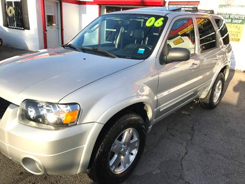 2006 Ford Escape for sale in Bronx, NY