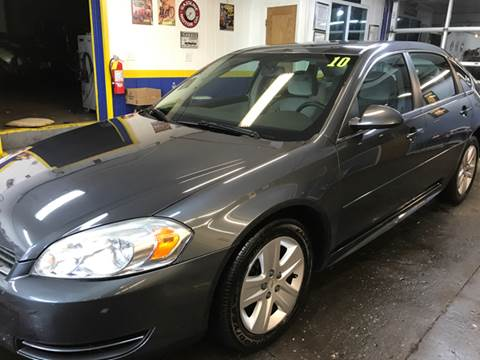 2010 Chevrolet Impala for sale in Bronx, NY