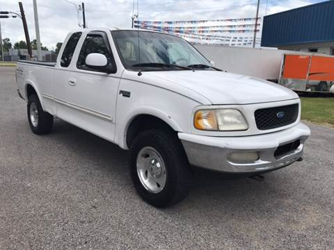 1997 Ford F-150 for sale in Alexandria, LA