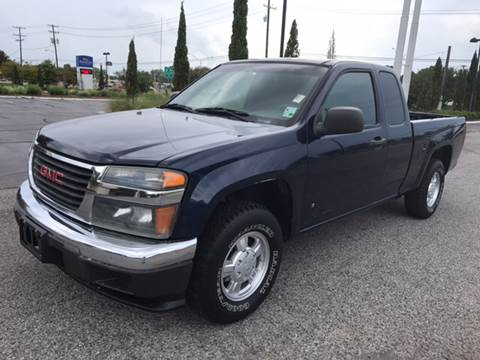 2007 GMC Canyon for sale in Alexandria, LA