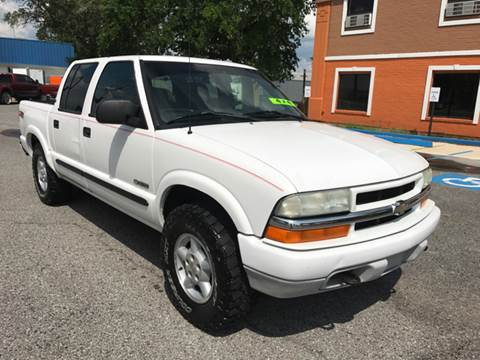 2003 Chevrolet S-10 for sale in Alexandria, LA
