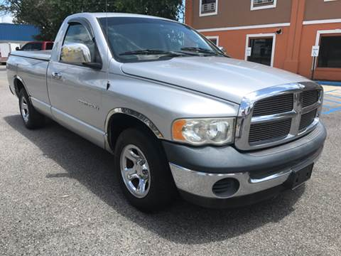 2004 Dodge Ram Pickup 1500 for sale in Alexandria, LA