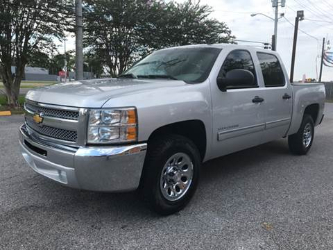 2012 Chevrolet Silverado 1500 for sale in Alexandria, LA