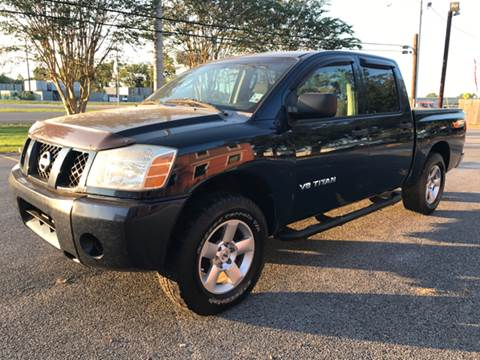 2007 Nissan Titan for sale in Alexandria, LA