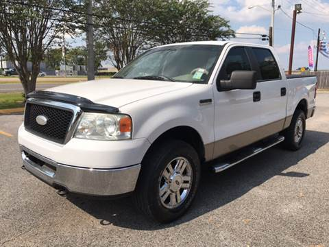 2007 Ford F-150 for sale in Alexandria, LA