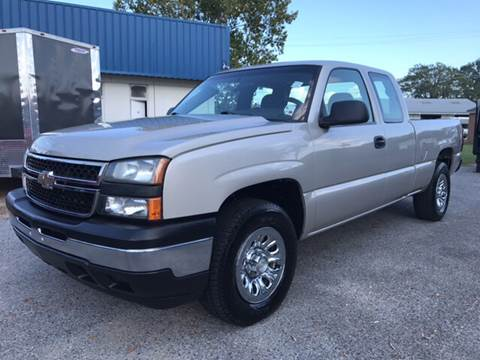 2006 Chevrolet Silverado 1500 for sale in Alexandria, LA