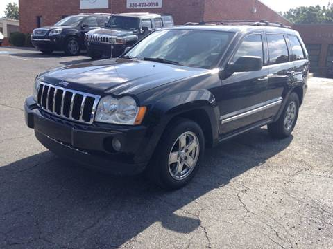 Jeep grand cherokee for sale in thomasville nc for Modern motors thomasville nc