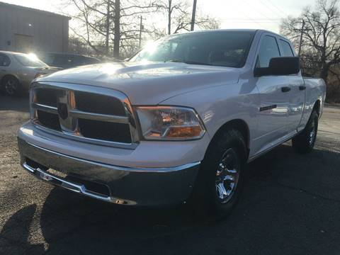 2011 RAM Ram Pickup 1500 for sale in Thomasville, NC