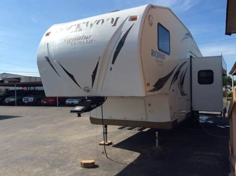 2012 Rockwood 8280 for sale in Brownwood, TX