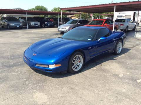 2002 Chevrolet Corvette for sale in Brownwood, TX