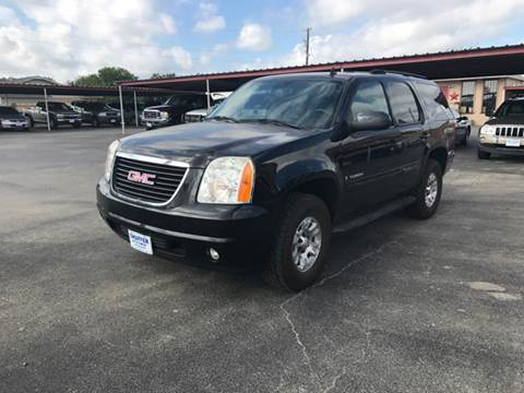 2007 GMC Yukon for sale in Brownwood, TX