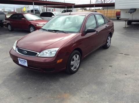 2007 Ford Focus for sale in Brownwood, TX