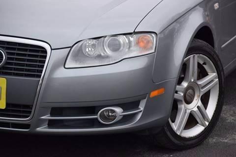 2007 Audi A4 AWD 2.0T quattro 4dr Sedan (2L I4 6A) - Fredericksburg VA