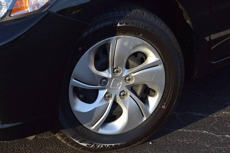 2014 Honda Civic LX 4dr Sedan CVT - Fredericksburg VA