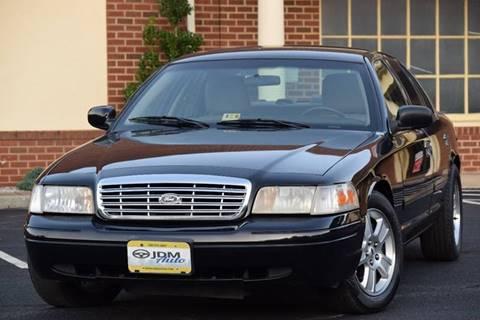 2011 Ford Crown Victoria for sale in Fredericksburg, VA