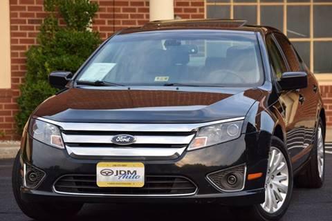 2011 Ford Fusion Hybrid for sale in Fredericksburg, VA