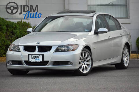 2007 BMW 3 Series for sale at JDM Auto in Fredericksburg VA