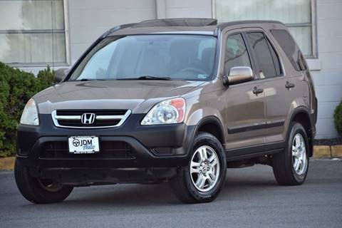 2003 Honda CR-V for sale in Fredericksburg, VA