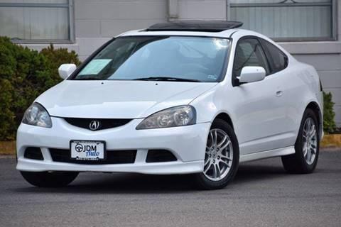 Acura Rsx For Sale >> 2006 Acura Rsx For Sale In Fredericksburg Va