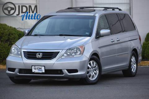 2010 Honda Odyssey for sale at JDM Auto in Fredericksburg VA