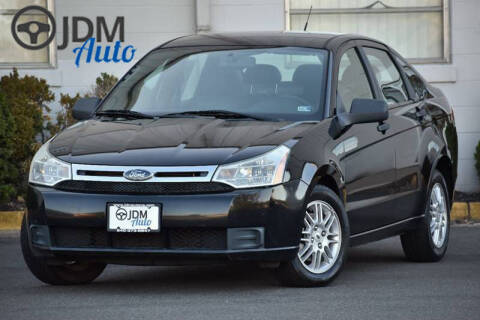 2010 Ford Focus for sale at JDM Auto in Fredericksburg VA