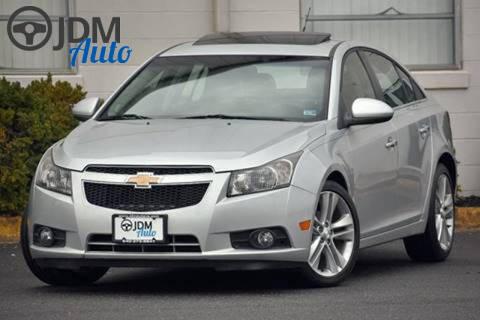 2012 Chevrolet Cruze for sale at JDM Auto in Fredericksburg VA