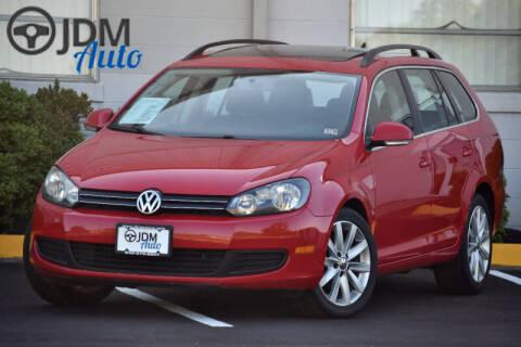 2014 Volkswagen Jetta for sale at JDM Auto in Fredericksburg VA