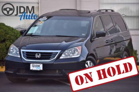 2009 Honda Odyssey for sale at JDM Auto in Fredericksburg VA