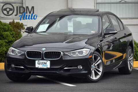 2013 BMW 3 Series for sale at JDM Auto in Fredericksburg VA