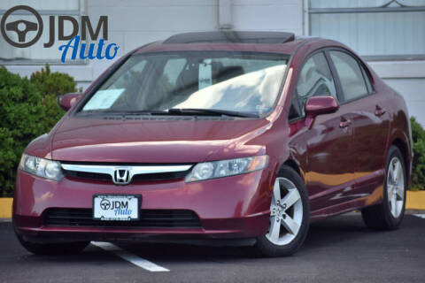 2006 Honda Civic for sale at JDM Auto in Fredericksburg VA