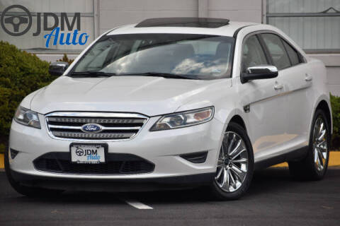2012 Ford Taurus for sale at JDM Auto in Fredericksburg VA
