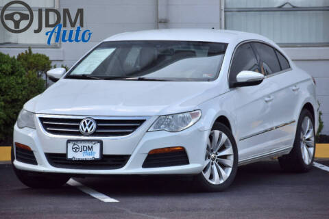 2012 Volkswagen CC for sale at JDM Auto in Fredericksburg VA