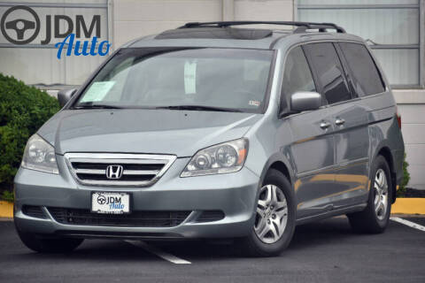 2007 Honda Odyssey for sale at JDM Auto in Fredericksburg VA