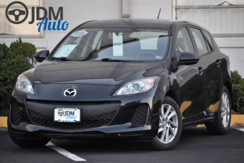 2012 Mazda MAZDA3 for sale at JDM Auto in Fredericksburg VA