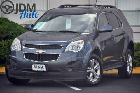 2014 Chevrolet Equinox for sale at JDM Auto in Fredericksburg VA