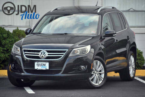 2011 Volkswagen Tiguan for sale at JDM Auto in Fredericksburg VA