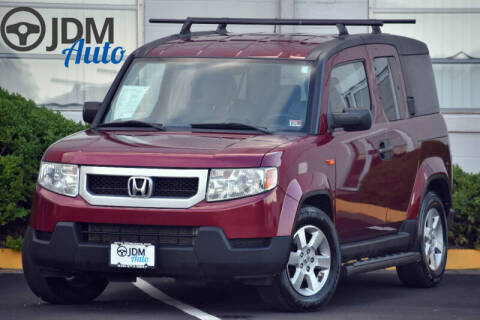 2010 Honda Element for sale at JDM Auto in Fredericksburg VA