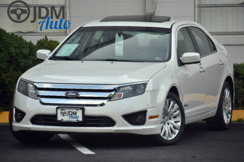 2010 Ford Fusion Hybrid for sale at JDM Auto in Fredericksburg VA