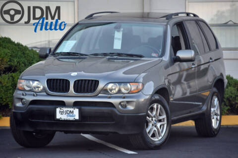 2004 BMW X5 for sale at JDM Auto in Fredericksburg VA