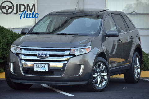 2013 Ford Edge for sale at JDM Auto in Fredericksburg VA