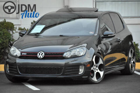 2012 Volkswagen GTI for sale at JDM Auto in Fredericksburg VA